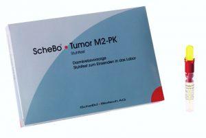 ScheBo M2 PK-Stuhltest zur Darmkrebs-Früherkennung