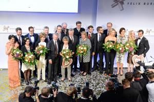 Bewegende Gala in Berlin: Felix Burda Award ehrt Helden der Darmkrebsvorsorge