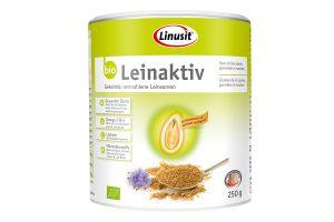 Linusit® Leinaktiv, bio – eine runde Sache für den Darm