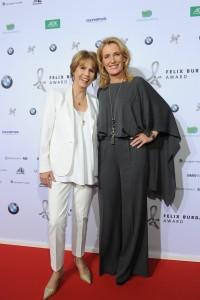 Ergreifende Gala zur Verleihung des Felix Burda Awards 2016