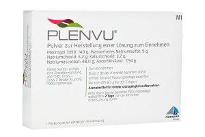 Effiziente Darmreinigung vor der Darmspiegelung mit PLENVU