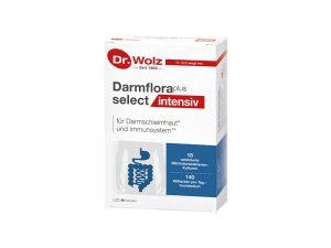 Darmflora plus select intensiv – für Darmschleimhaut und Immunsystem*